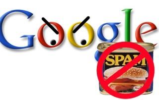 Google cực kì ghét các link spam